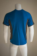 Smartwool Mountain Jersey Electric Blue - Size Small