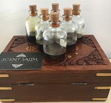 The Heritage Attar Collection, Created By Salim X10 Ultimate Attar Sampler
