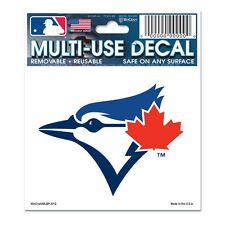 "Toronto Blue Jays 3""x4"" Car Decal [NEW] MLB Static Cling Auto Emblem Sticker"