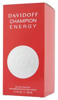 50ml Davidoff Champion Energy Eau de toilette Perfume Hombre 1.6 oz