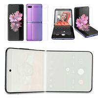 Protective Film HD Hydrating Screen Film Cover for Samsung Galaxy Z Flip Phone