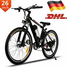 Elektrofahrrad 250W 36V E Bike 26 Zoll Pedelec Fahrrad