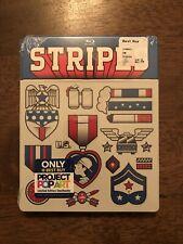 Stripes (Blu-ray Disc, SteelBook Best Buy Exclusive) Brand New