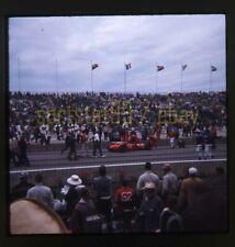 Graham Hill #81 Lotus/Ford - 1967 USAC Indianapolis 500 - Vintage Race Slide