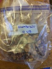 Dried Chanterelle Mushrooms 4 Oz Oregon Coast Organic Culinary