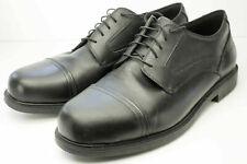 Dunham 17 Wide Black Men's Oxford Shoes Waterproof