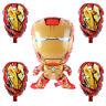 Superhero Iron Man Avengers Balloon Birthday Party Decorations Supplies