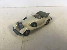 Wiking Mercedes-Benz 540K (OO/HO Jauge) 1:87 Scale Model