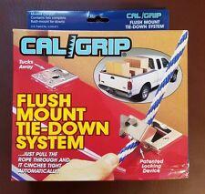 FLUSH MOUNT TIE-DOWN SYSTEM Cal Grip Color: BLACK  Model # CV-037B NEW