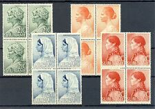 SURINAME # 190/93  ( 4 x)   KW € 60     ** PF LUXE