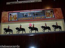 Johillco Household Cavalry Set No. 410 LIFEGUARD C-8 original insert