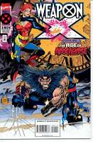 WEAPON X / AGE OF APOCALYPSE n° 1 ( Marvel  ) 1995 ,VENDS COMICS A 2 €