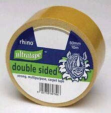 Ultratape Rhino Double Sided Multi Purpose Strong Carpet Tape Heavy Duty Sticky