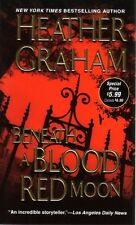 Heather Graham  Beneath A Blood Red Moon   Paranormal Romance  Pbk NEW