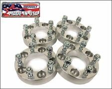 "4 pcs 1.5"" Wheel Spacers for Jeep Wrangler JK or Rubicon  1.5"" 5x5 6061 T6"