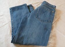 PAPER DENIM & CLOTH JEANS 13248 31 X 31 Button Fly Ring X Ring Denim Japan