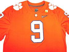 NEW 2XL Nike Clemson Tigers Championship Football JERSEY MENS Orange XXL