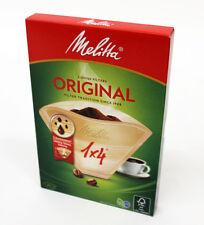 Originale Melitta caffè Filtri 1 X 4, Pack of 40, 80086