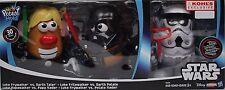 Star Wars Mr Potato Head Darth Tater Luke Frywalker Figure Accessory Set 30 pcs