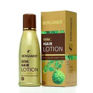 100ml BERGAMOT EXTRA HAIR LOSS TREATMENT LOTION DANDRUFF ITCHING DRY SCALP