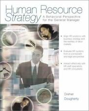Human Resource Strategy: A Behavioral Perspective for the General Manager, Dough