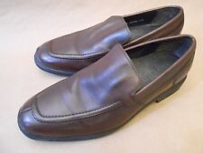 COLE HAAN Men's Dress Oxfords Loafers Slip Ons Shoes Size 9M Brown