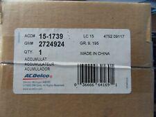 New Genuine ACDelco 15-1739 GM 2724924 A/C Filter Drier Accumulator Free Ship