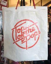 More details for unique official bbc 1980's top of the pops plastic bag