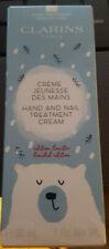 Clarins Handcreme limited edition hello winter Eisbär neu OVP 30ml - vergriffen