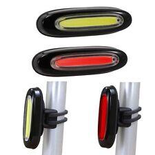 Serfas Quasar Light Set Combo CP-R6-70/25 Lumin-Black-USB Rechargeable-Bike-New