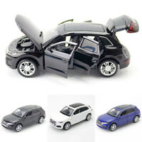 Audi Q5 SUV 1:32 Model Car Diecast Gift Toy Vehicle Collection Kids Sound Light