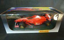 Shell 1/18 model car  F1 Ferrari F310B  (missing wing mirror) minichamps p.m.a