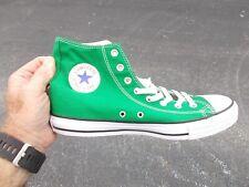 Converse CHUCK TAYLOR ALL STAR CELTIC GREEN HI TOPS  151899C MENS SIZE 10 NEW