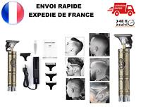 Tondeuse Cheveux/Barbe/Corps barbier  haute precision Rechargeable sans fil neuf