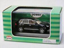 MODEL POWER 19340 Diecast car PORSCHE CAYENNE TURBO 2002 NEW