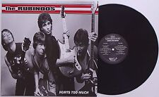 Rubinoos-Hurts too much LP Psycotic Pineapple Vox Pop readymades PESCI POWER