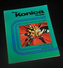 New listing The Konica Guide Book – Everything Konica Camera System