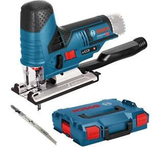Bosch Akku-Stichsäge GST 12 V-70 10,8 V-LI Professional Solo inkl. L-Boxx