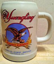 West German Yuengling Brewers Bottlers Eagle Barrel on Rock Logo Gerz .5L Stein