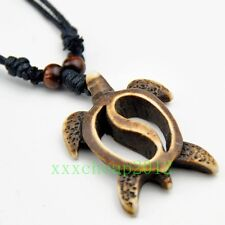 Cool Sea turtle pendant surfing necklace