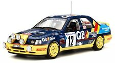 OTTO MOBILE 732 FORD SIERRA 4 x 4 model rally car Monte Carlo 1991 Delecour 1:18
