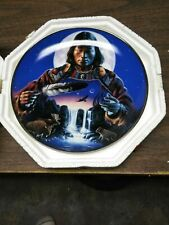 """ Song of The Night "" Collector Plate Royal Doulton # Ra1195 Charles Frizzell"