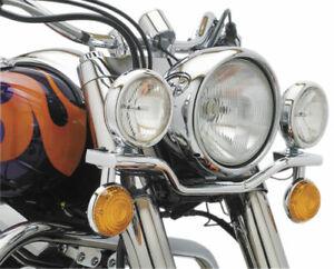 Cobra Lightbar with Spotlights - Style A 04-0250A YAMAHA XV1600A Road Star