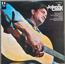 "JOHNNY CASH - Johnny Cash - Original 12"" Vinyl Lp Album"