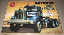 AMT Autocar A64B Semi Tractor 1/25 model kit new 1099 in stock *