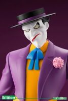 KOTOBUKIYA - BATMAN: THE ANIMATED SERIES THE JOKER ARTFX+ STATUE - BNIB!
