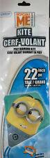"""EZBreezy Kites Despicable me  22"""" Poly Diamond Kite new"""