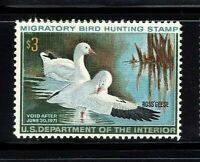 US #RW37 =  Mint-Never Hinged Federal Duck Stamp...Always Free Shipping in USA!