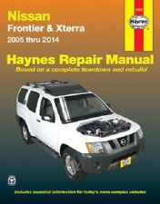 Repair Manual Haynes 72032 fits 05-14 Nissan Frontier