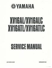 Yamaha service manual 2004 Road Star 1700 XV17AS(C), XV17ASS(C) & XV17ATS(C)